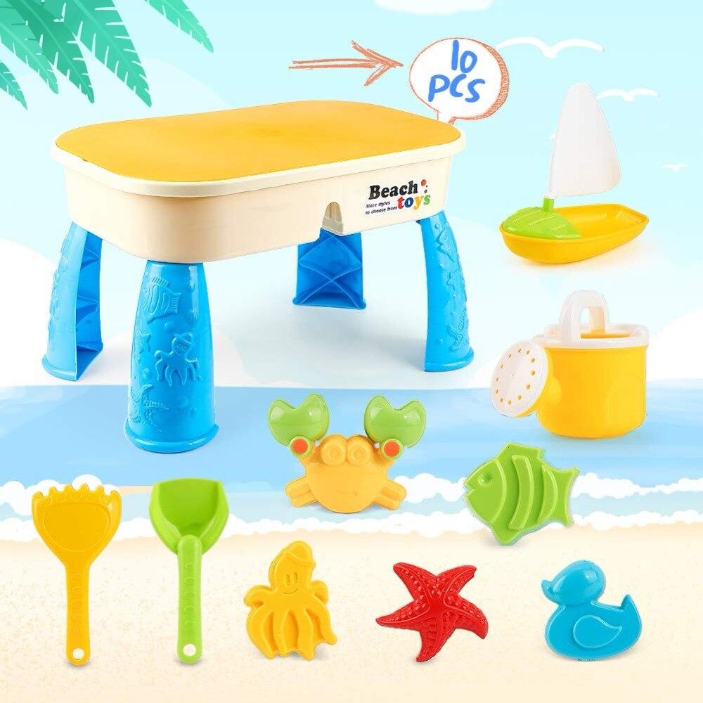 brinquedos de praia para criancas presentes 9 pcs jogo de praia do bebe brinquedos criancas conjunto