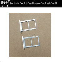 Sim Card Slot Tray Card Holder For Letv Cool 1 Dual Leeco Coolpad Cool1 Mobile Phone