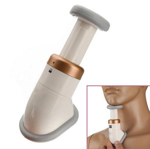 New Body Care Neckline Slimmer Chin Jaw Muscles Massager Neck Toning Beauty Health Care Portable Chin Trainer Device