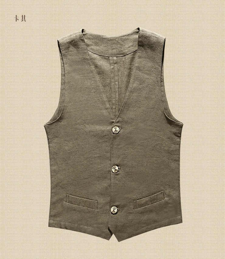 Mens Fashion Sleeveless Jacket Summer Casual Vest Slim Male Waistcoats Single Breasted Short Vests Man Spring Waistcoat J1145