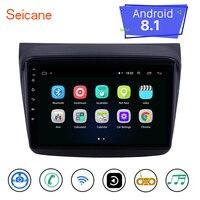 Seicane 9 Inch Android 8.1 2din Car GPS Head Unit Player Stereo For Mitsubishi Pajero Sport/L200/2006+ Triton/2008+ PAJERO 2010