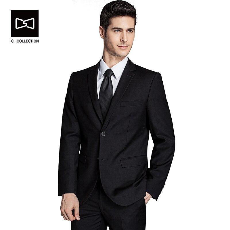 Бізнес костюм Куртка чоловіків - Чоловічий одяг - фото 3