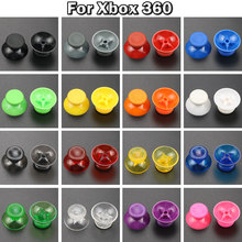 YuXi 2pcs For Xbox360 3D Analog Joystick Cap Cover for Xbox 360 Controller sticks Caps