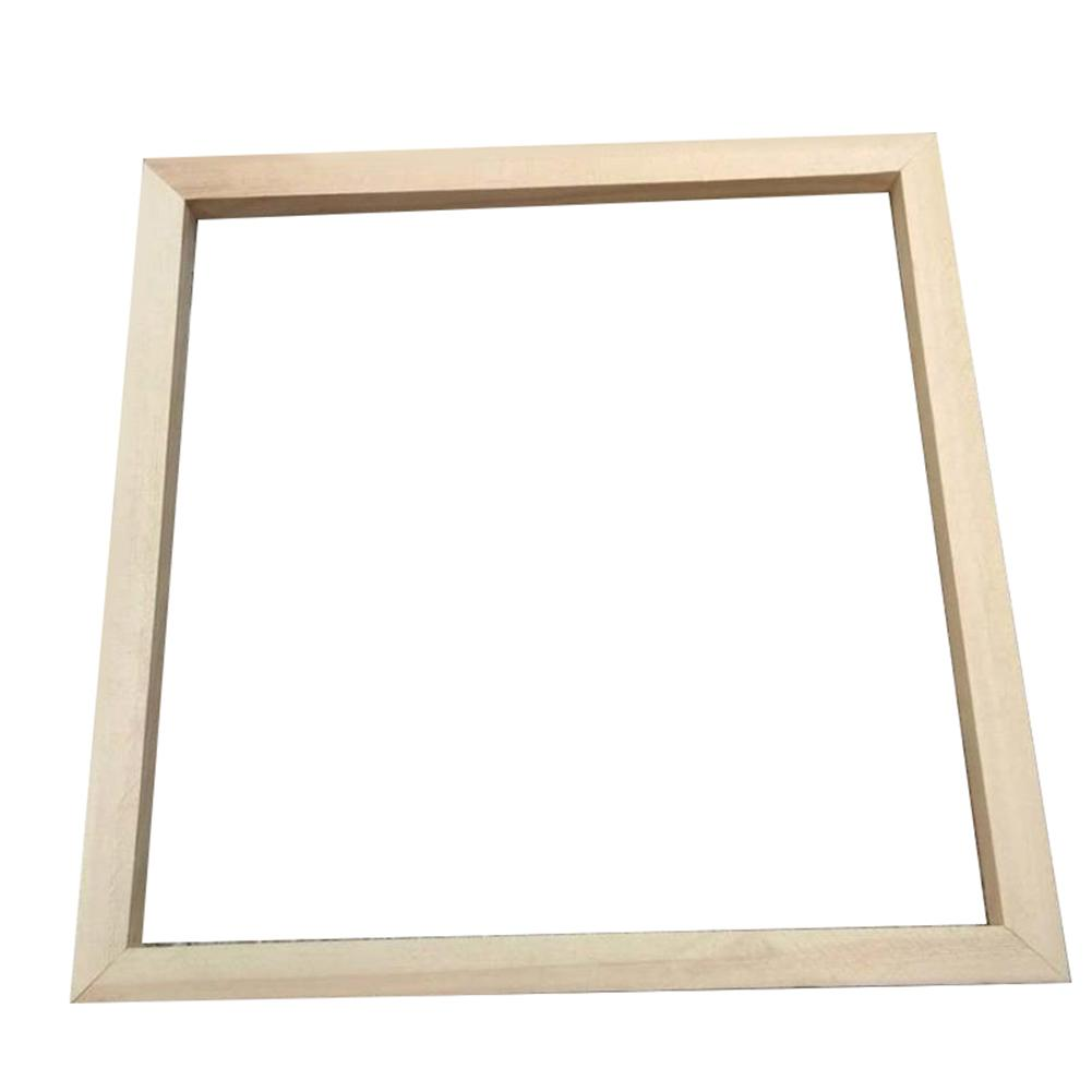 4 Sticks/Set Natural Wood Frame For Canvas Painting Picture Factory Provide DIY Wall Photo Frame Poster Frame quadros de parede|Frame|   - AliExpress