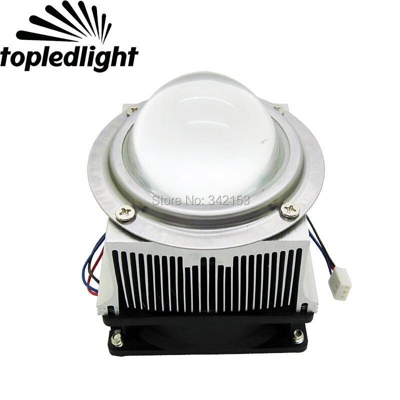 ツ)_/¯Envío libre topledlight 20 W-60 W LED ventilador disipador + ...
