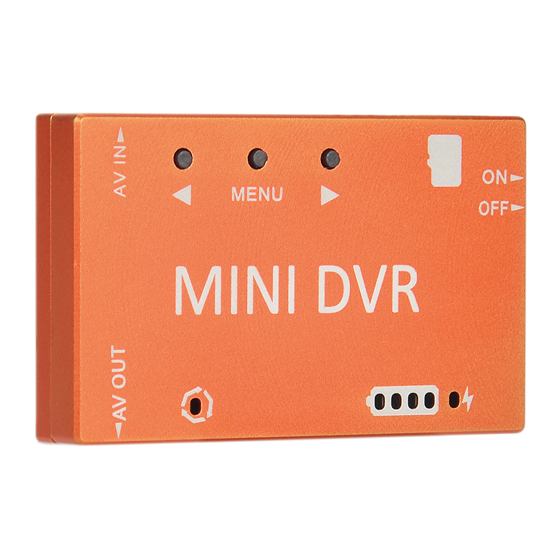 Image 5 - Mini FPV DVR Module NTSC/PAL Switchable Built in Battery Video Audio FPV Recorder for RC Racing FPV Drone Quadcopter Models-in Parts & Accessories from Toys & Hobbies