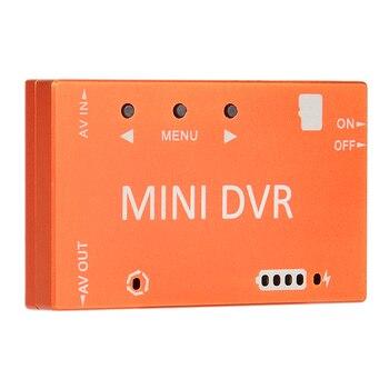 Mini FPV Modulo DVR NTSC/PAL Commutabile Built-In Batteria Audio Video FPV Recorder Per RC Racing FPV Drone Quadcopter Modelli