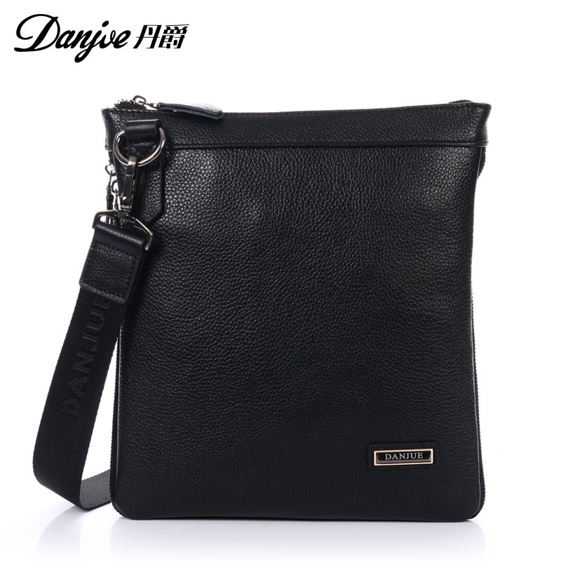ФОТО Crossbody bags small and exquisite men business crossbody bags real genuine cow leather crossbody bag soft leather Shoulder Bag