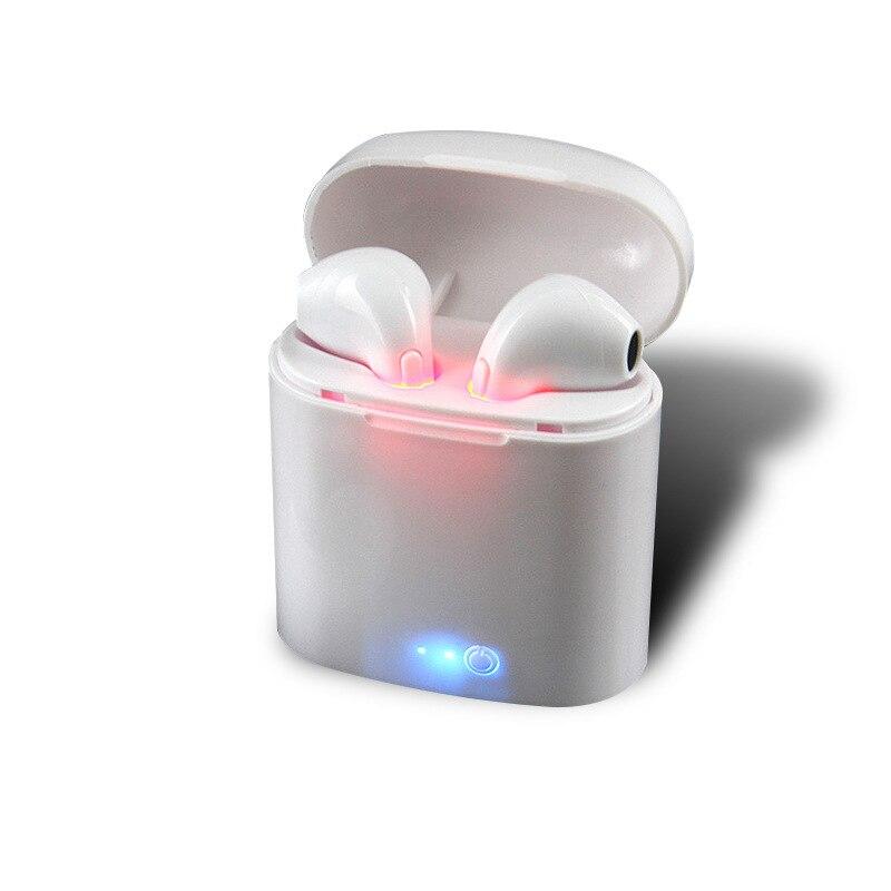 Auriculares inalámbricos Bluetooth TWS i7S Ture Mini i8s i9s Auriculares con micrófono Auriculares Bluetooth auricular Bud fone de ouvido