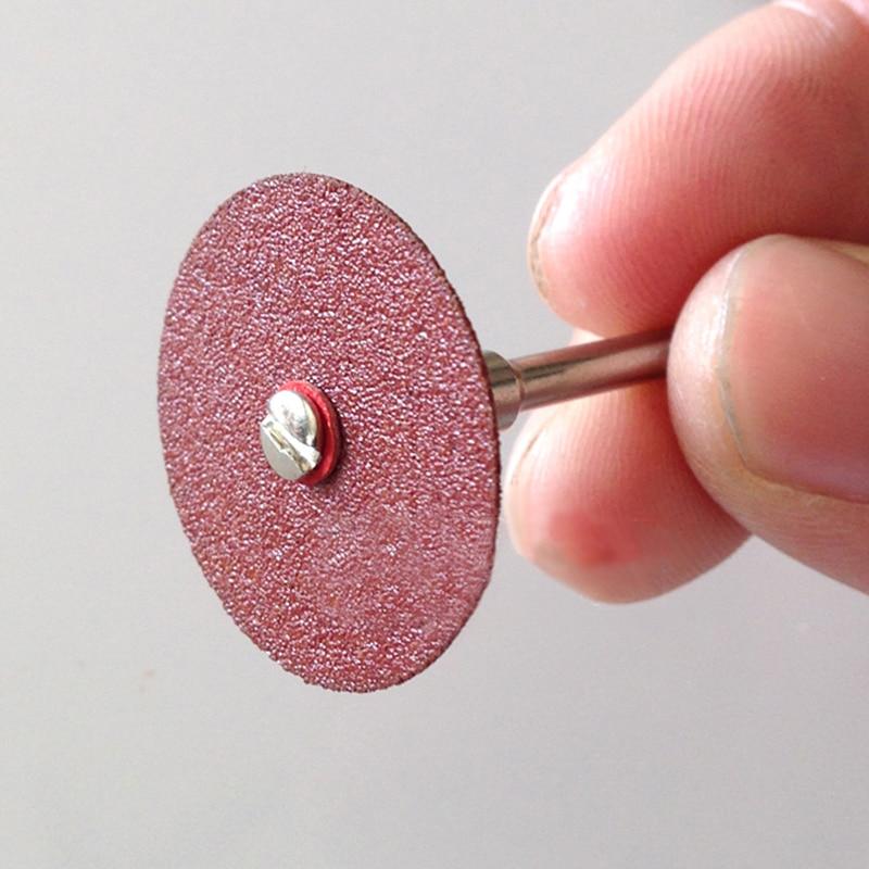 36pcs disco da taglio circolare sega circolare mola per utensili - Utensili abrasivi - Fotografia 2