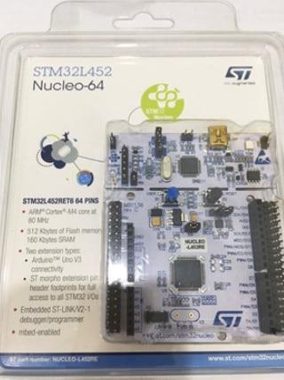 Оригинальный ST NUCLEO-F446RE STM32 Nucleo Совет по развитию с