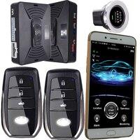 Cardot бренд gsm Автомобильная сигнализация Автозапуск с мобильным телефоном приложение управление Автомобильный источник Сделано в Китае Авт