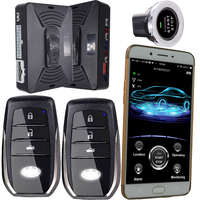 cardot brand gsm car alarm auto start with cell phone app control car Source Made in China car security alarm 2 years guarantee