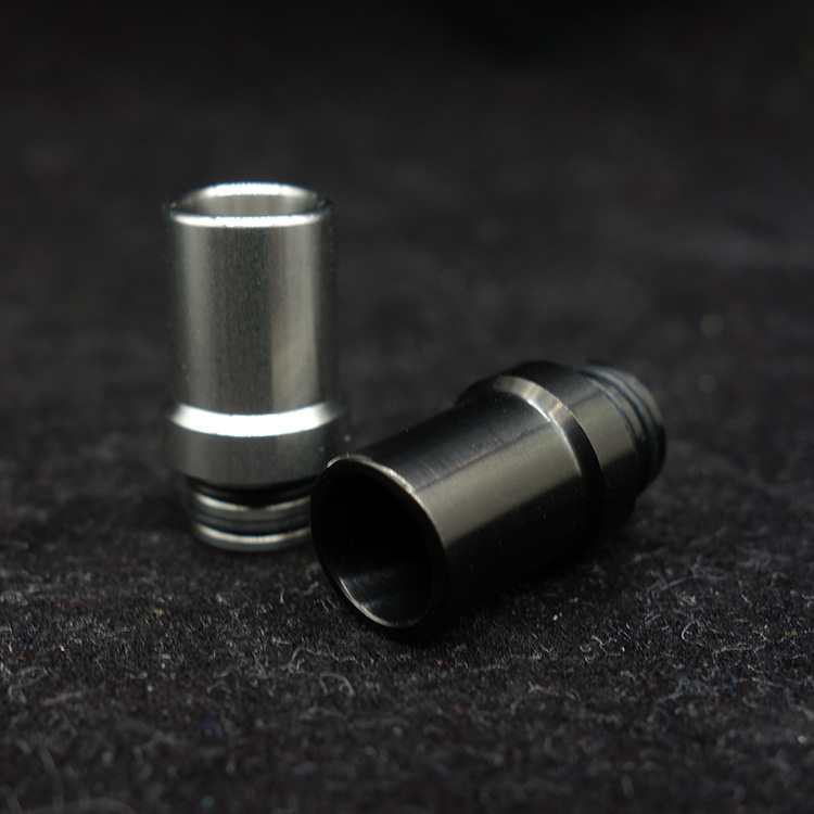 Long 510 Drip Tip Wide Bore Big Cloud Mtl Drip Tip 510 Stainless Steel Driptip Mouthpiece For TFV8 Baby Ijusts