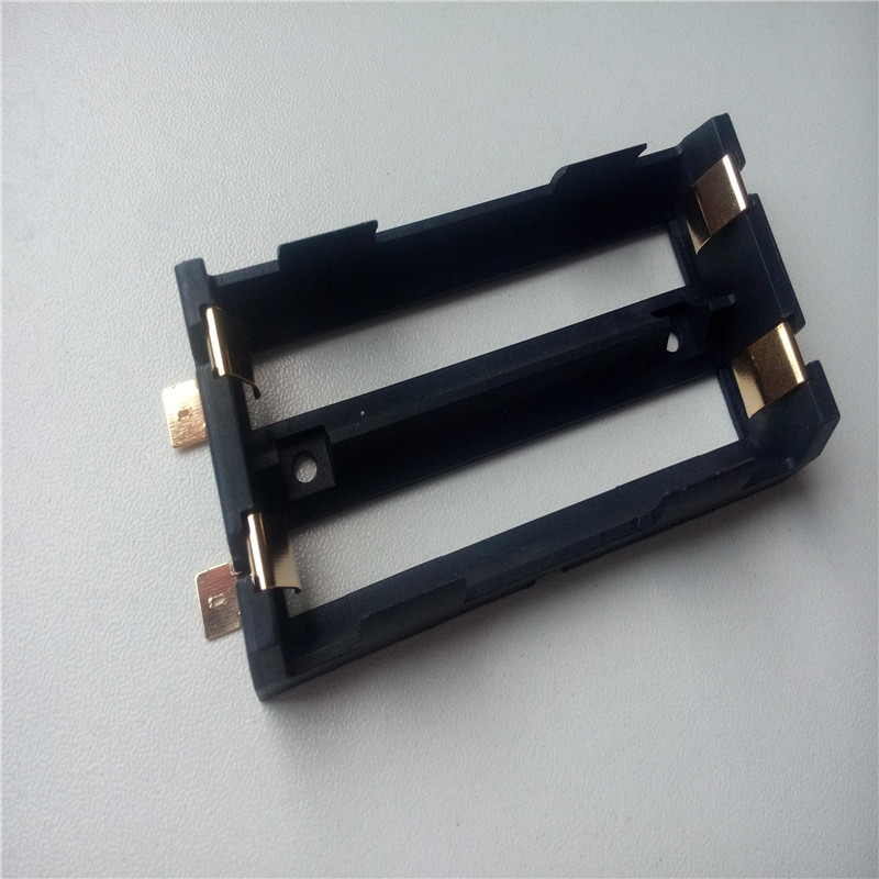 18650 battery holder box SMD single/double patch a patch install battery holders SMT 1*18650/2*18650 replacement medical battery for wp 18650 14 4 4400 wp 18650 14 4 5200 wpc09 0092 m05 32442l 05 ecg1201 ecg1201g battery