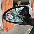 Брендовые новые синие зеркальные очки с подогревом и широким углом обзора для Buick Excelle XT