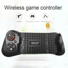 Mocute 058 Wireless Game pad Bluetooth Android Joystick VR Telescopic Controller Gaming Gamepad For iPhone PUBG Mobile Joypads(China)
