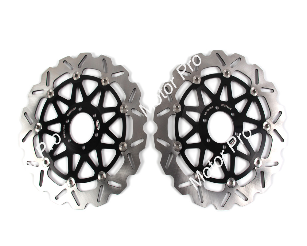 748R 748S Front Brake Disc For Ducati 748 S 1999 2000 2001 2002 R Motorcycle P Brake Disk Rotor CNC Aluminum 99 00 01 02