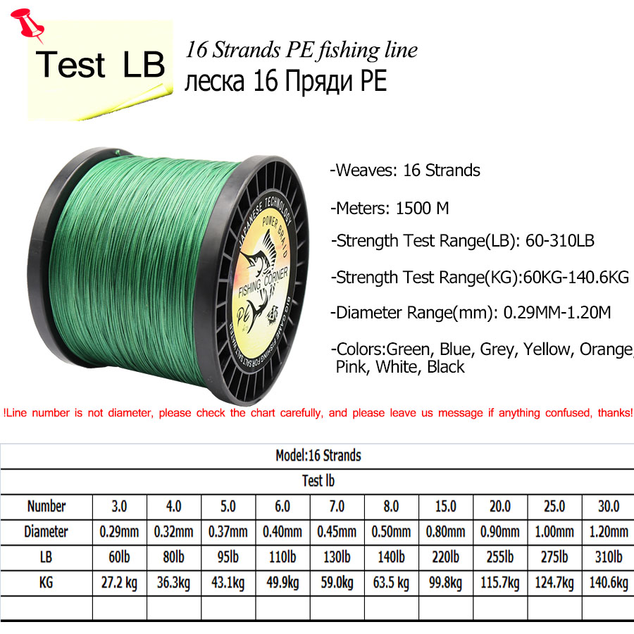 80LB//120LB Steel Sea Fishing Wire Fishing line 7 Strands Braided Leader Wire