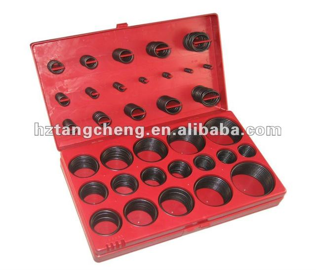 407pc SAE O Ring Assortment