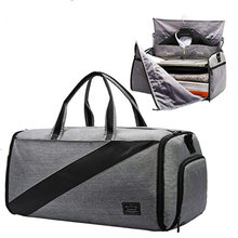Gym Bgs Sport Men Travel Bags Hand Luggage Outdoor Traning Carry on Garment Duffle Bag Suit For Closet Dufflel