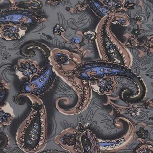 Image 4 - BYSIFA גברים משי ארוך צעיפים חדשים אופנה 100% משי טהור זכר פייזלי משי צעיף אופנה אביזרי עסקים צעיפי 160*26cm