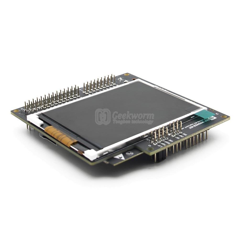 все цены на ESP-WROVER-KIT ESP32 Wrover Development Board with 3.2 Inch LCD V1.3 Version онлайн
