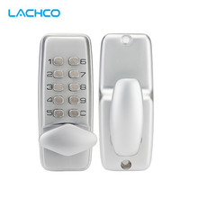 LACHCO Keyless Mechanical Keypad Code Lock Digital Locker Home Entry Security Safety Door Lock L16067BS