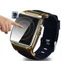 Мода Камера Smart Watch Водонепроницаемый Противоударный Люди Вахты Женщин Bluetooth Smart Watch Android Спорт Fm-радио Телефон Наручные Часы