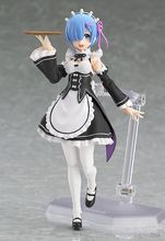 Anime Re:Life in a different world from zero Rem Figma 346 PVC Action Figure Collectible Model Toys Doll 13cm