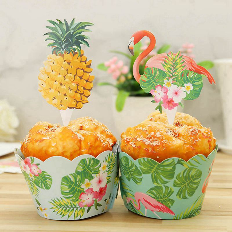24Pcs-Tropical-Rainforest-Flamingo-Pineapple-Cupcake-Birthday-Party-Decorations-Kids-Centerpiece-Party-Decor-Cake-Topper.jpg_
