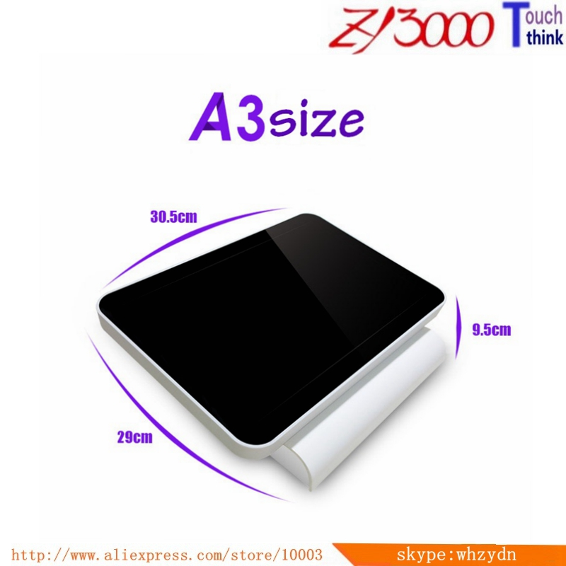 New Stock  I5 CPU Ddr3 4g Ram Hdd 64G SSD WIFI Double 15.6 Inch Capacitive Mulit Touch Screen Mini All In One Pos Terminal