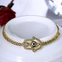 Trending Styles New Look Turkey Evil Eye Bracelets For Girls White Cubic Zirconia Classic Bracelet Free
