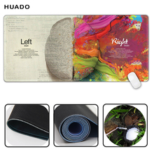 Excellent feed back mouse pad free shiping Huado Large XXL Gaming Mousepad, Waterproof Material Mouse Pad, 90*40cm