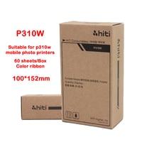 Printer photo paper used for HITI photo printer S420 50sheets/box color ribbon