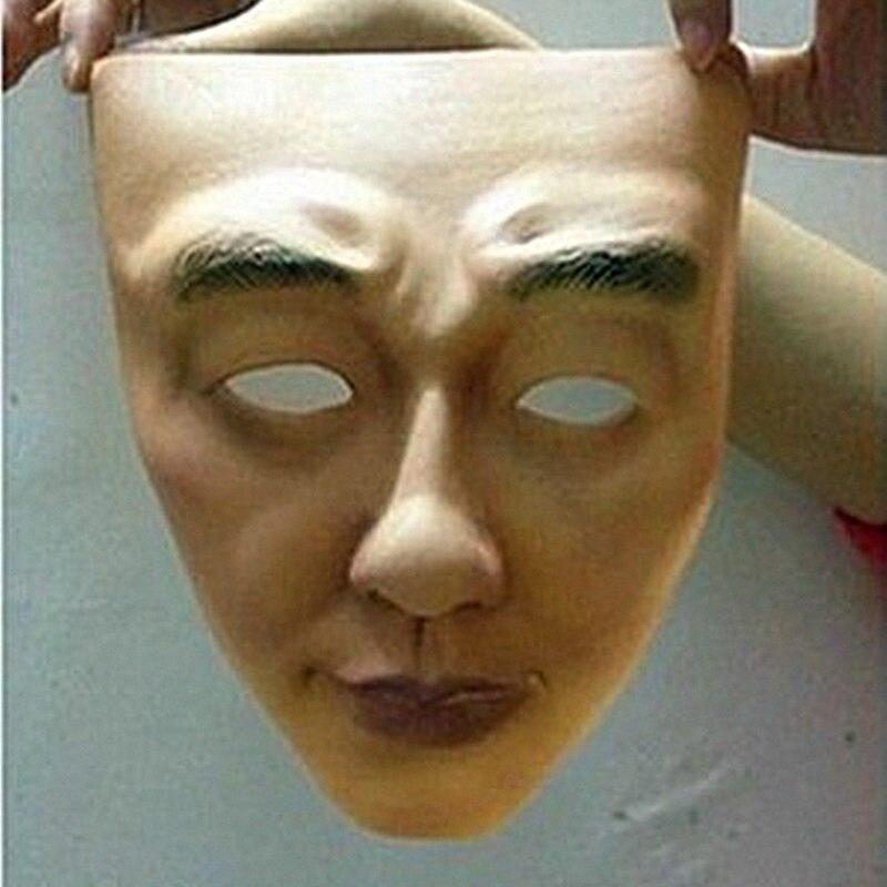 Topkwaliteit crossdresser siliconen masker film rekwisieten, - Feestversiering en feestartikelen - Foto 6