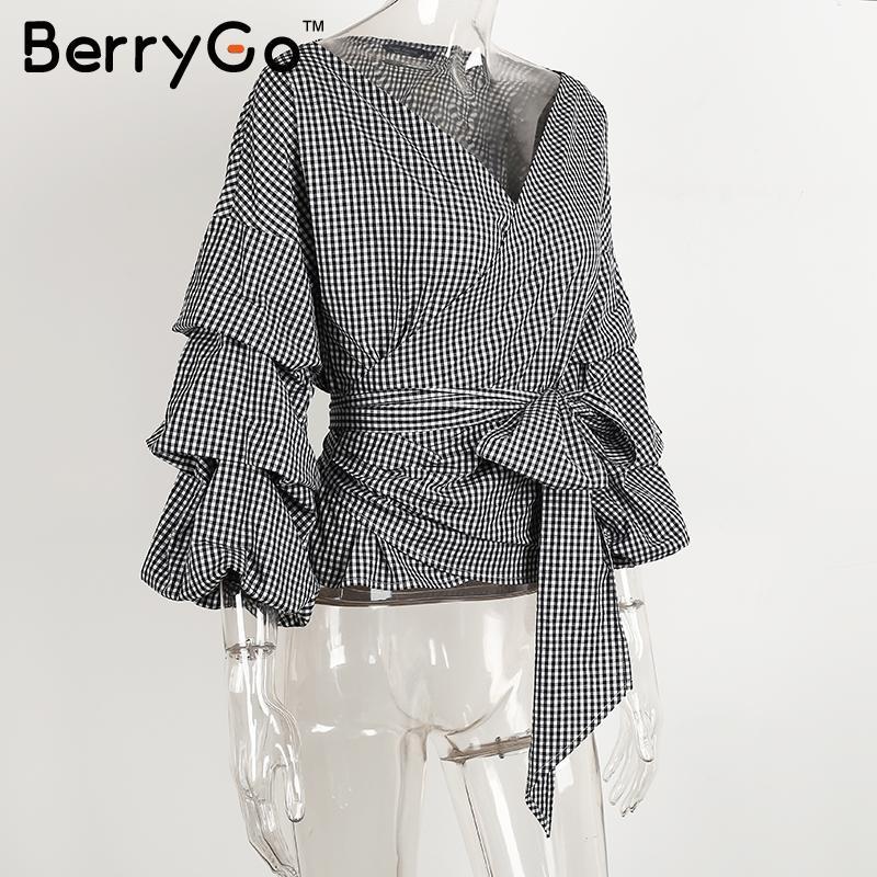 HTB1EXe5NFXXXXX5aXXXq6xXFXXXZ - Shoulder ruffle white blouse Sexy cotton cool blouse shirt women