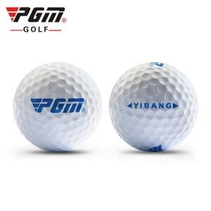Image 4 - Pgm 골프 공 2 laye 3 레이어 직업 골프 공 표준 생산 신제품 지원 사용자 정의 브랜드 야외 무료 배송
