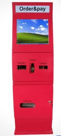 China Factory Best Price Automatic Queue Ticket Dispenser Machine Electronic Consumer Machine