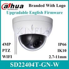 Dahua Original SD22404T GN W Mit Logo 4MP 4x PTZ Wi Fi Netzwerk Kamera Ersetzen SD22204T GN SD22404T GN SD29204T GN