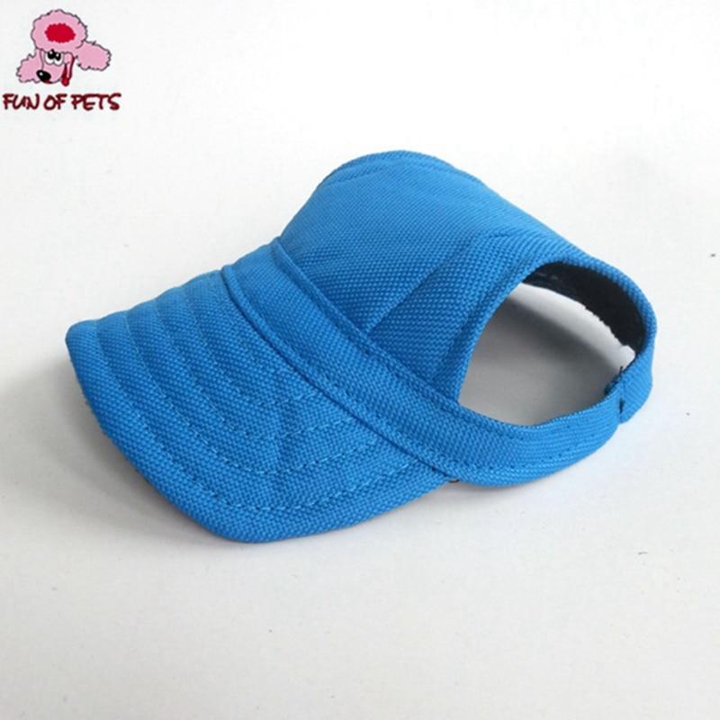 Leuke Tailup Chihuahua zomerzon Pet Cat Dog accessoires Dog Hat Cap - Producten voor huisdieren - Foto 4