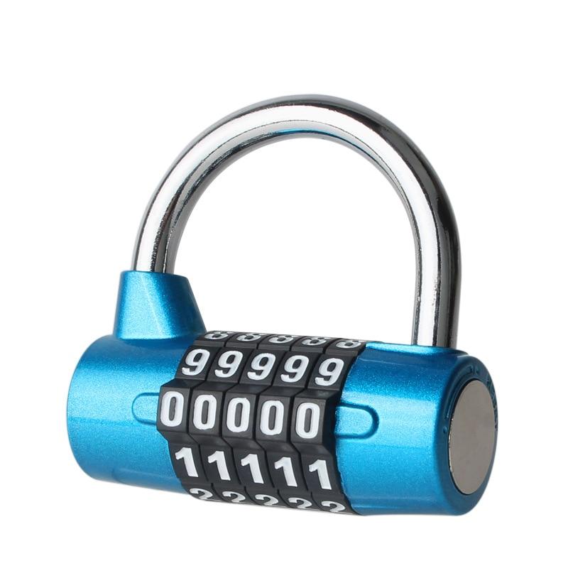 30/5000   Gym password lock five password locker padlock cabinet door secret code lock club management lock30/5000   Gym password lock five password locker padlock cabinet door secret code lock club management lock