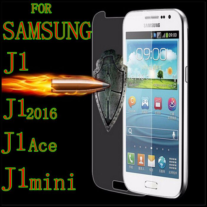 9H Tempered glass FOR Samsung Galaxy J1 mini Ace SM 100F J105F j120f J100 J1 Nxt prime J110 J105 J105H Screen Protector Film