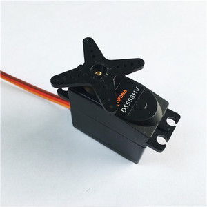 Image 5 - Corona DS558HV ad alta pressione di grandi dimensioni torque digital servo standard 58g/14kg/.18 sec robot servo RC ala fissa/elicottero parte