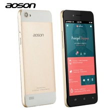 Aoson G507 Smartphone 5 inch IPS HD Screen MTK6582 Quad Core Android 4.4 Mobile Cell Phone 1GB RAM 8GB ROM 5.0MP Cam HK In Stock