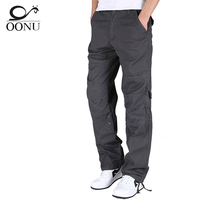 Free Shipping High Quality Men S Camouflage Fashion Casual Pant Multi Cargo Pants Men Military Cargo