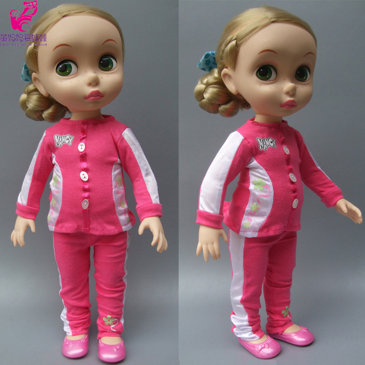 16inch 40CM Sharon prince doll clothese pants suit set for Cinderella Princess Belle Rapunzel Snow white