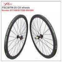 Personalizado tubular ruedas de disco de 38mm Novatec D771SB D772SB 6 pernos disco hub en 28 H con agujeros liberación rápida 9*100mm/10*135mm|wheels 38mm|disc wheel|tubular disc wheel -