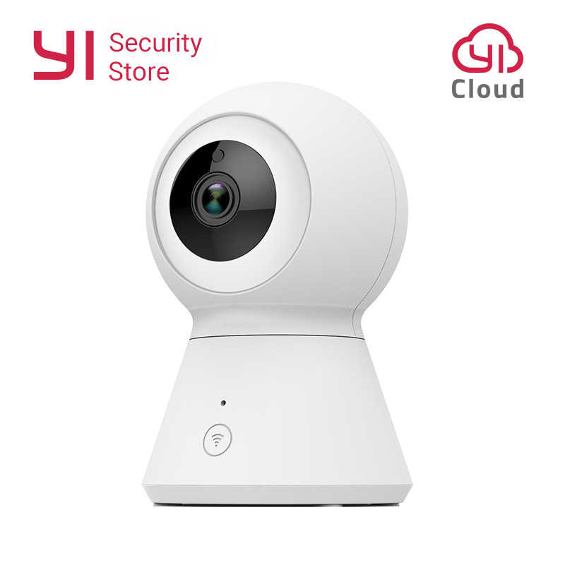 Powered by YI 1080P Smart Dome Camera WiFi Home IP Cam Pan/Tilt/Zoom Wireless IP Security Surveillance Camera Cloud YI IOT APP