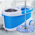 Household hand pressure rotating mop bucket to drag fast spin dry mop the floor household cleaning tools